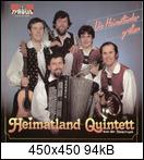 Heimat land Quintett - Marcel Schweizer & Regina Engel - Siw Malmkvist Frontxwjfo